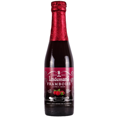 Lindemans  Framboise 2.5% 355ml Lambic, Wild & Sour
