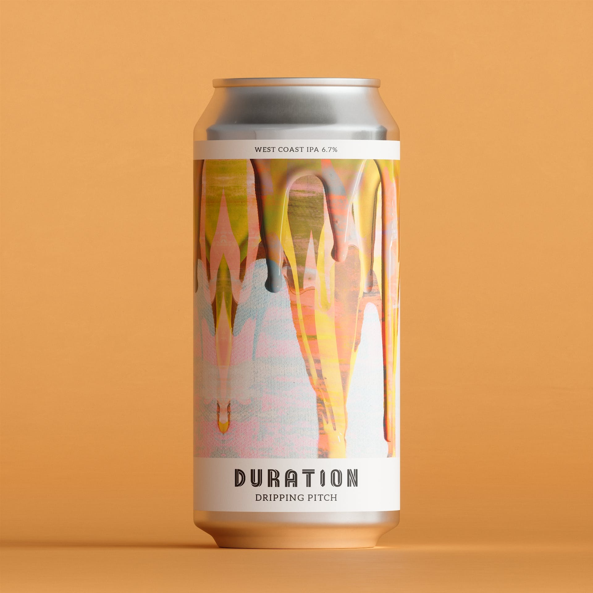 Dripping Pitch West Coast IPA 6.7% 440ml Duration Brewing