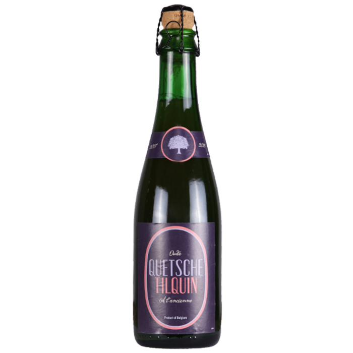 Quetsche A L'Ancienne - Lambic with Plums 6.4% 375ml Tilquin Brewery