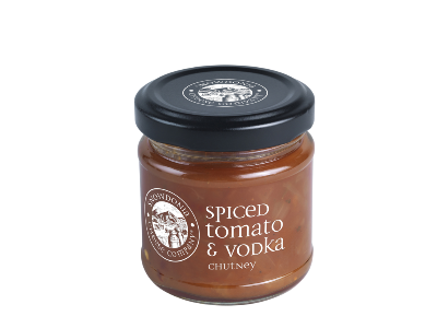 Spiced Tomato & Vodka Chutney 100g