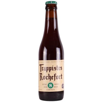 Rochefort 8 Dark Trappist Beer 9.2% 330ml
