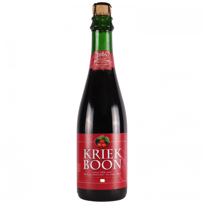 Boon Kriek 4% 375ml  Lambic, Wild & Sour