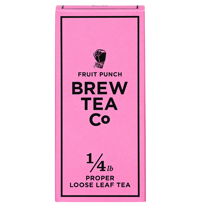 Fruit Punch Loose Leaf Tea 113g Brew Tea Co