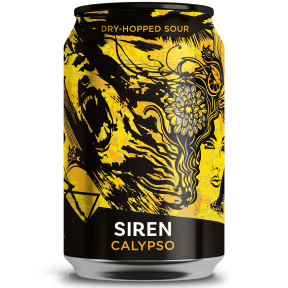 Calypso Dry-Hopped Sour 4% 330ml Siren Craft Brew