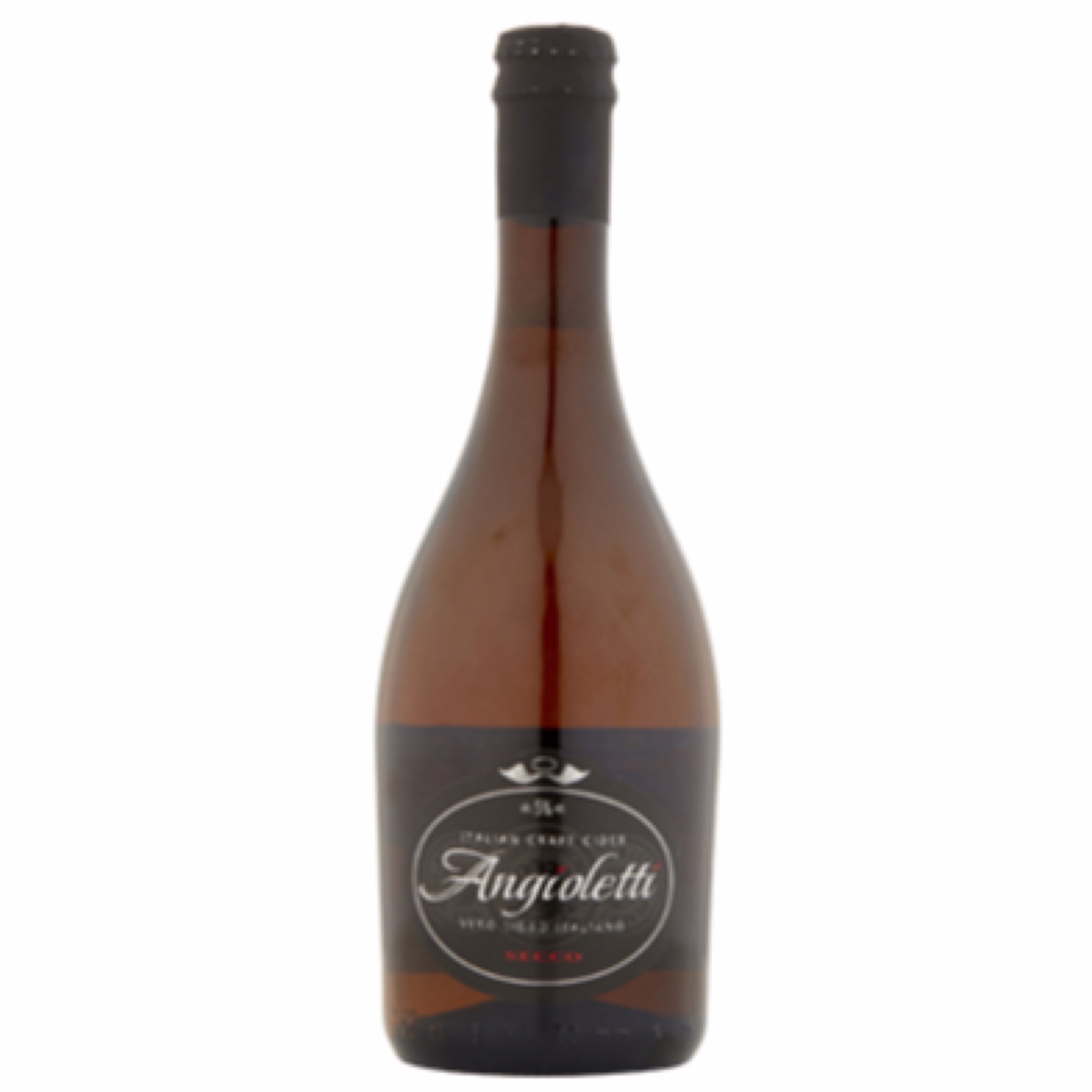 Angioletti Secco craft Italian cider 5% 500ml