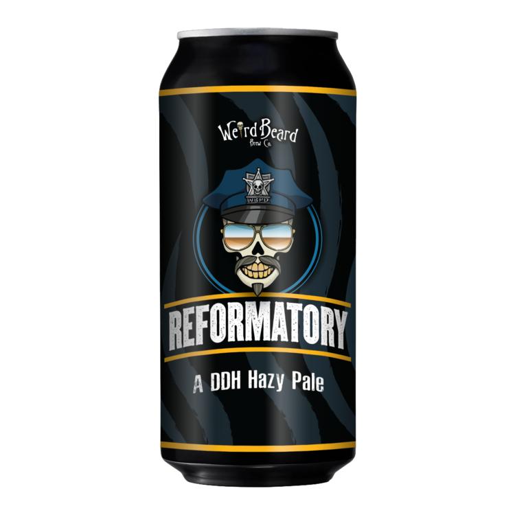 Reformatory DDH Hazy Pale Ale 4% 440ml Weird Beard Brewing