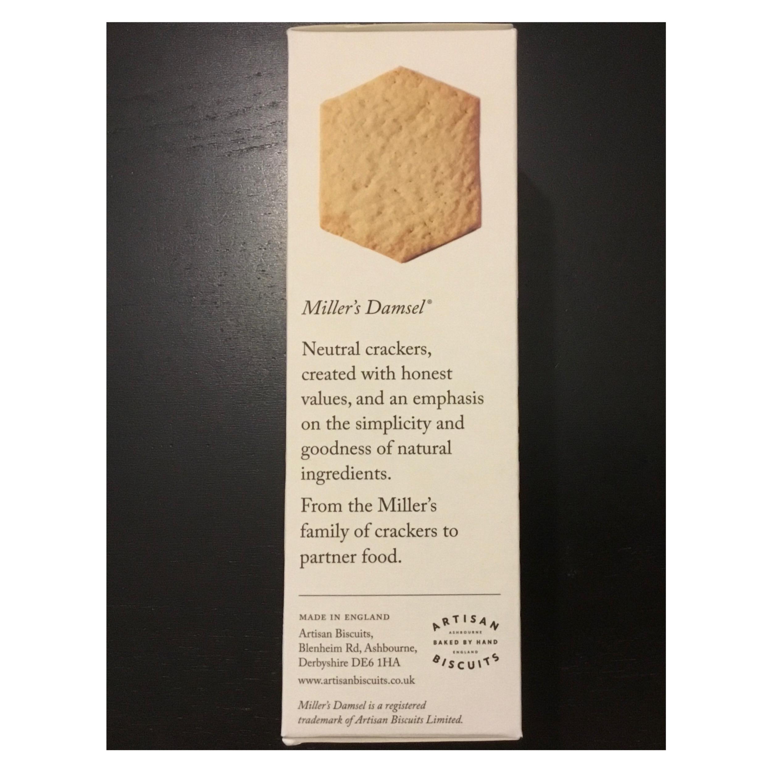 Miller's Damsel Buttermilk Wafers 125g