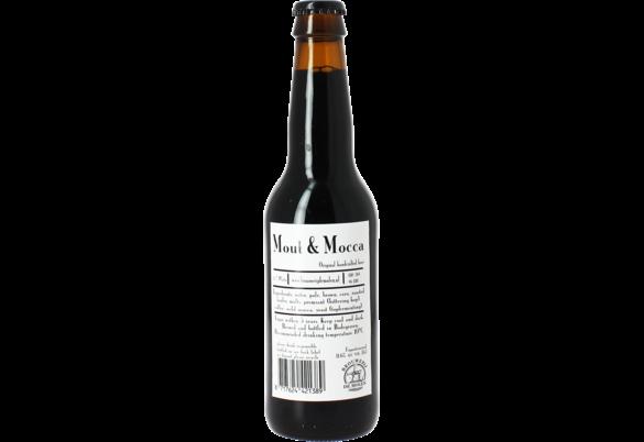 Mout & Mocca Stout & Porter-ish (Coffee Imperial Stout) 10% 330ml De Molen Brewery
