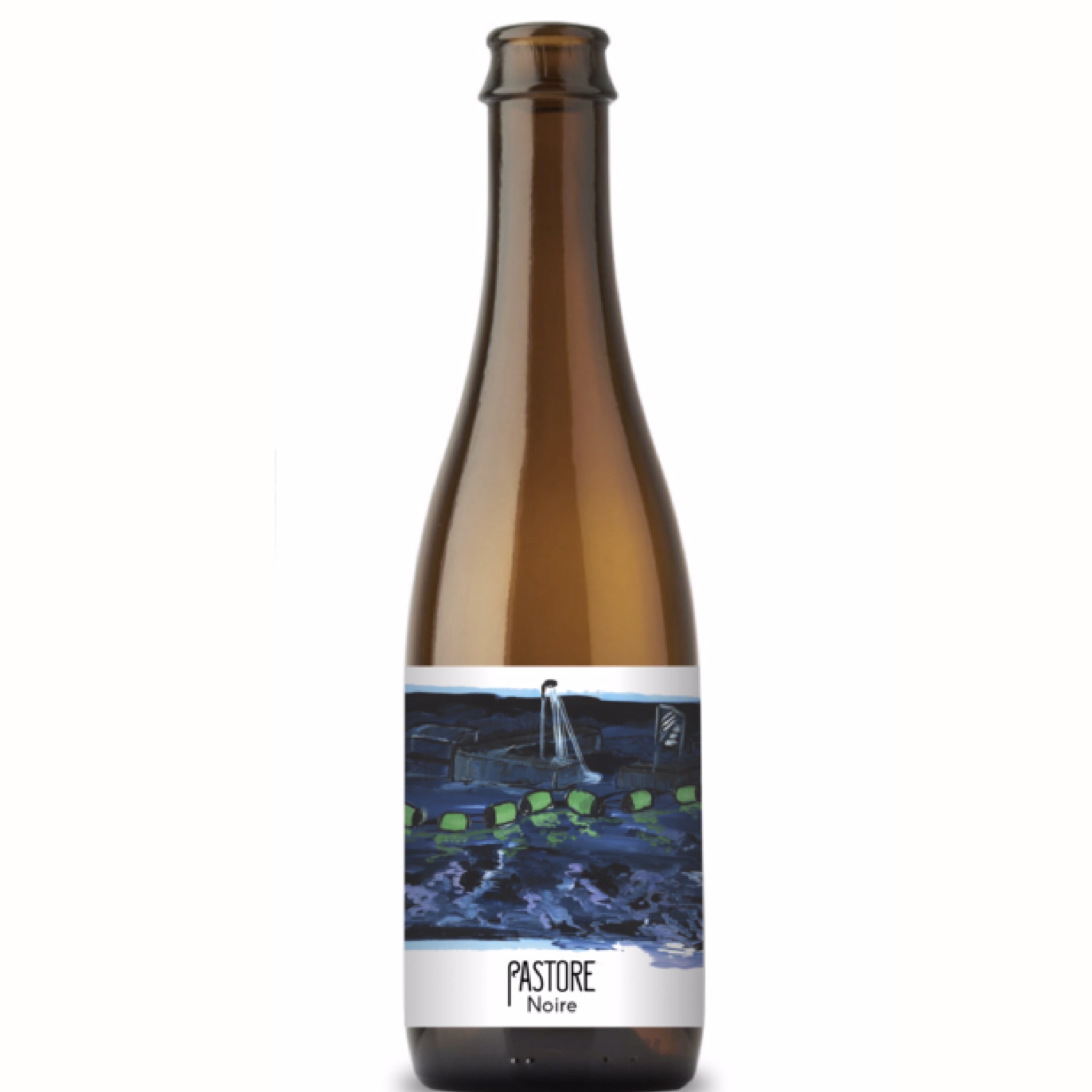 Noire Dark Sour 6.6% 375ml Pastore Brewing & Blending