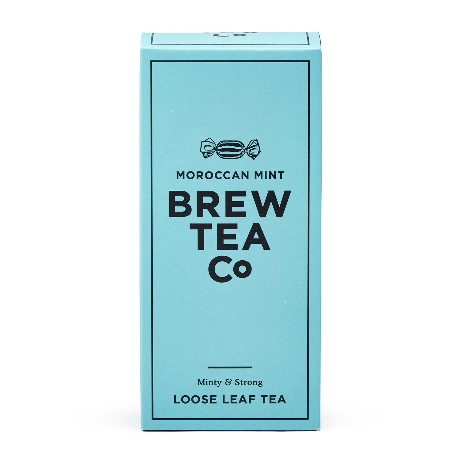 Moroccan Mint Loose Leaf Tea 113g Brew Tea Co
