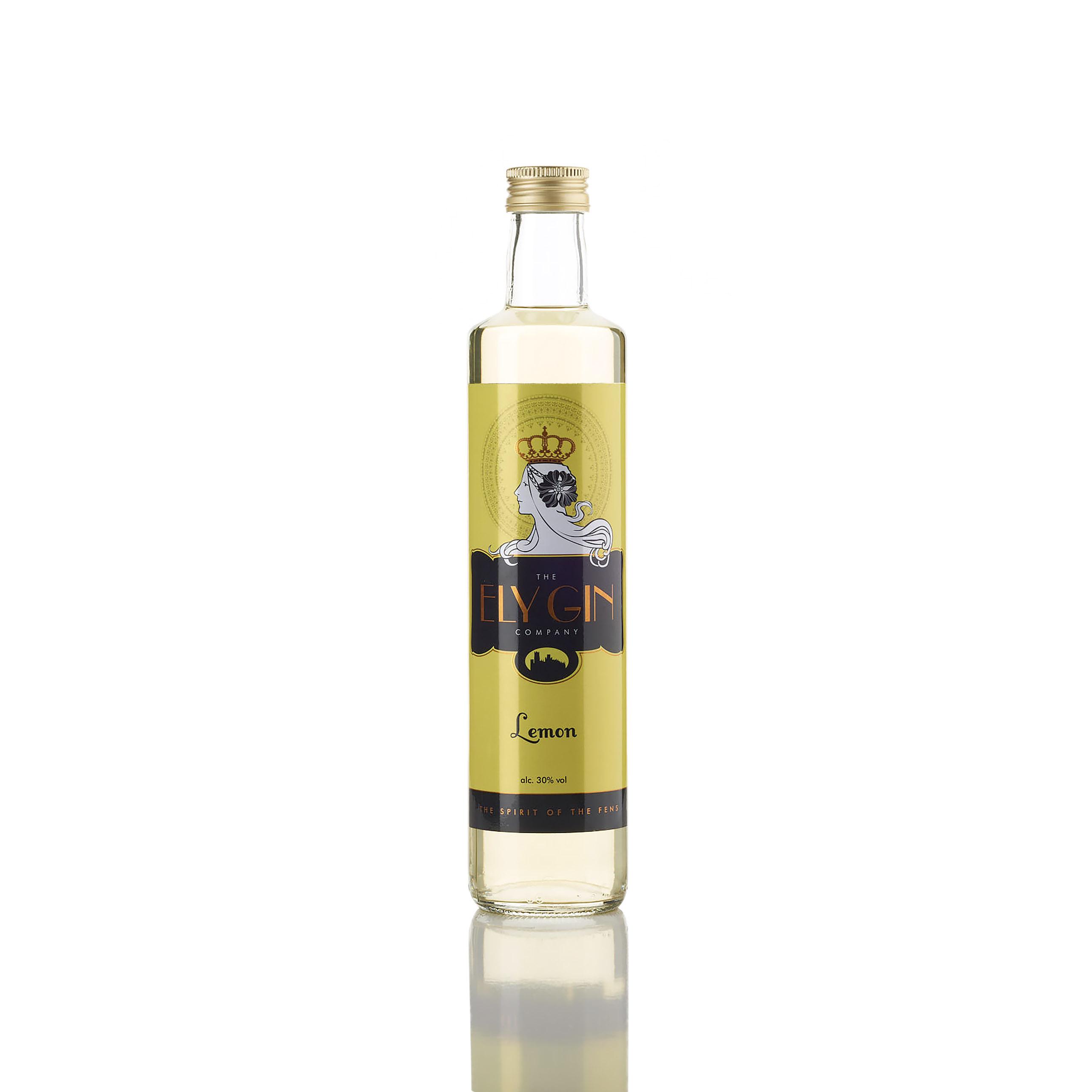 Ely Gin Lemon 30% 500ml