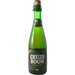 Geuze Lambic, Wild & Sour 7% 375ml Boon Brewery