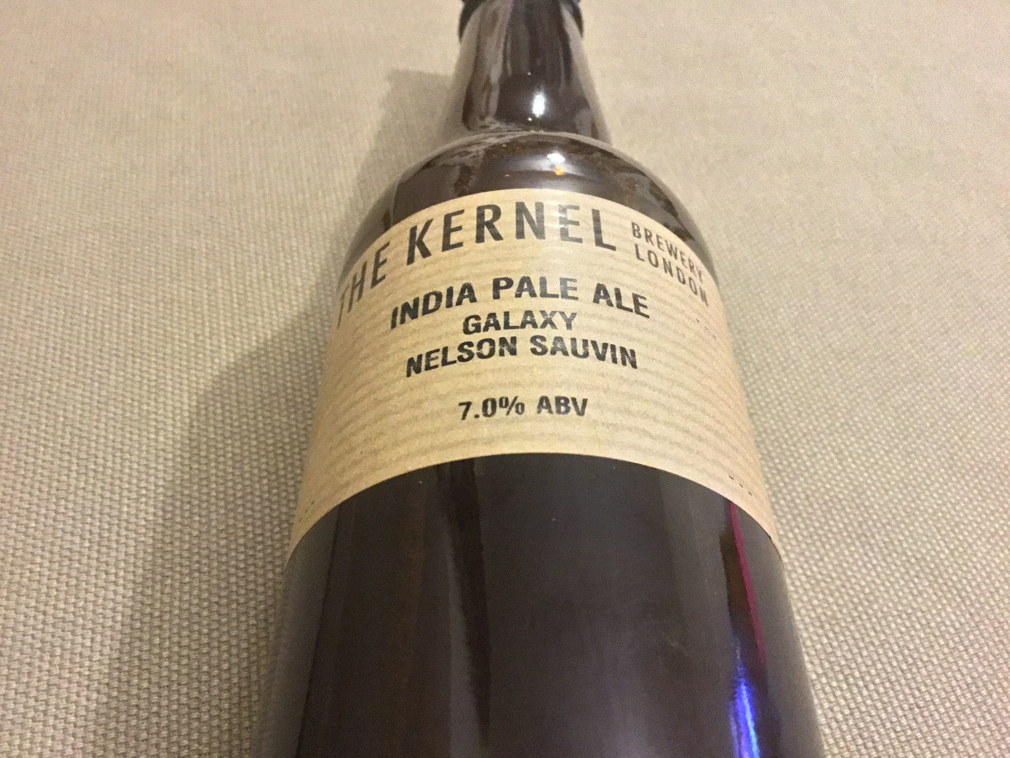IPA Galaxy Nelson Sauvin 7% 330ml The Kernel Brewery London