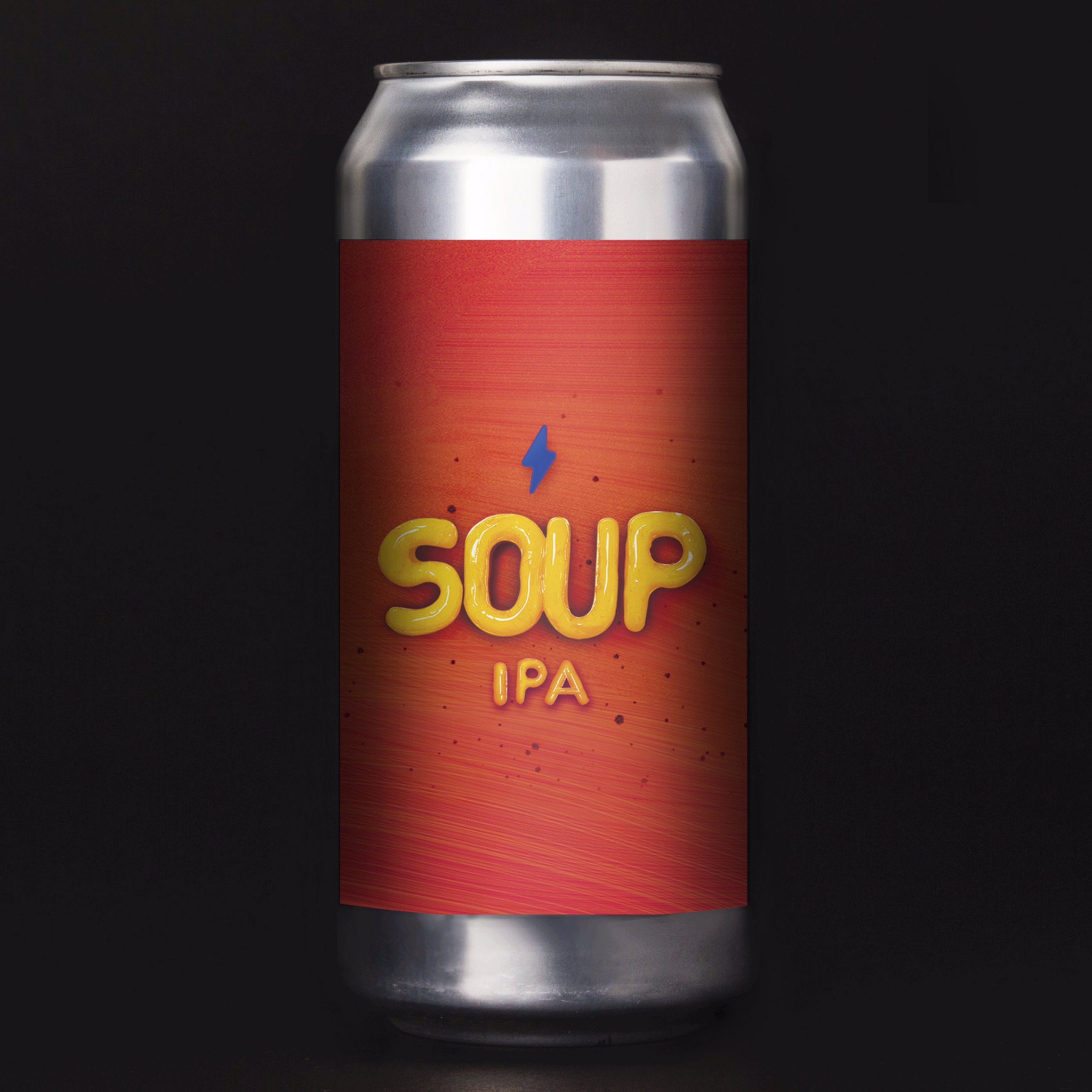 Soup IPA 6% 440ml Garage Beer Co