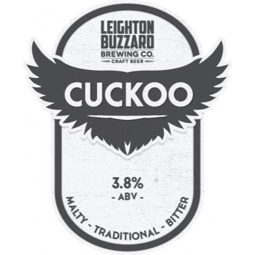 Cuckoo Traditional Bitter 3.8% 500ml