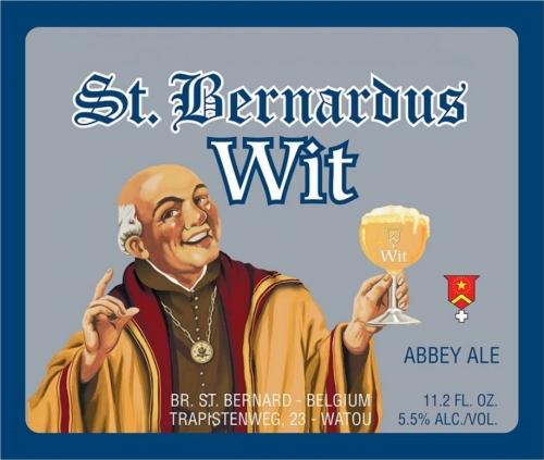 St Bernardus Wit 5.5% 330ml