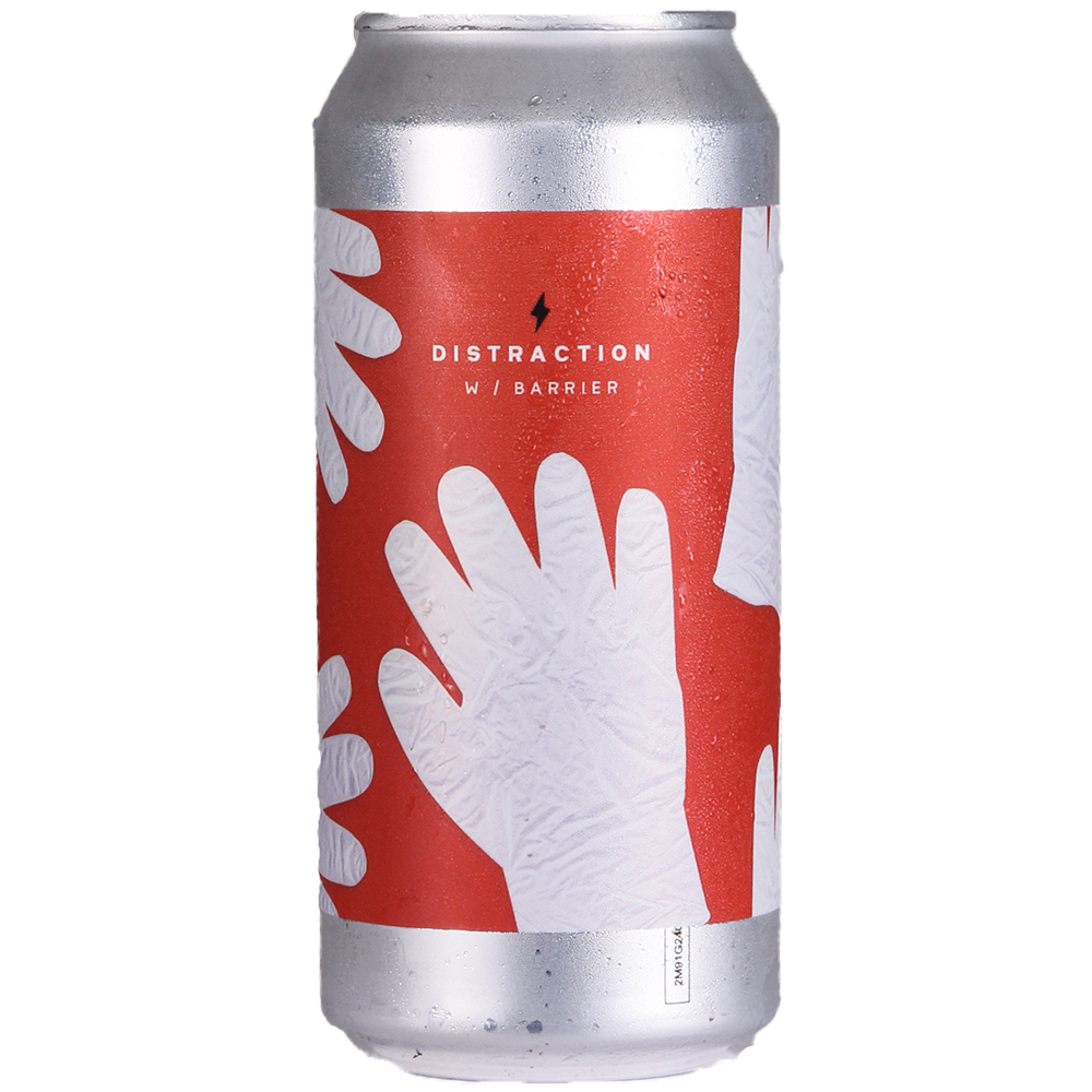 Distraction -Session Pale Ale 4.8% 440ml Garage Beer Co x Barrie