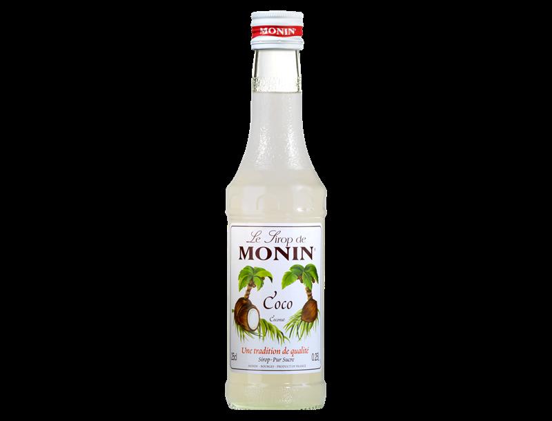 MONIN COCONUT SYRUP 250ml