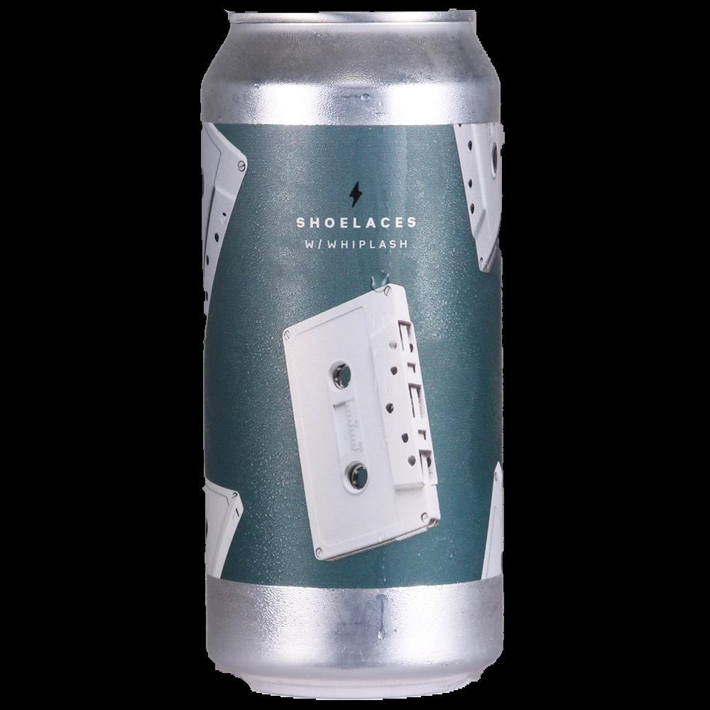 Shoelaces - NE IPA 6.5% 440ml Garage Beer x Whiplash