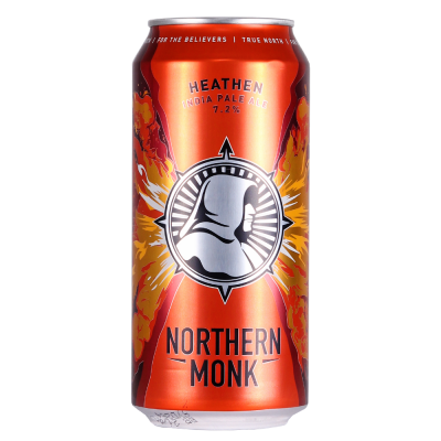 Heathen IPA 7.2% 440ml Northern Monk Brewing