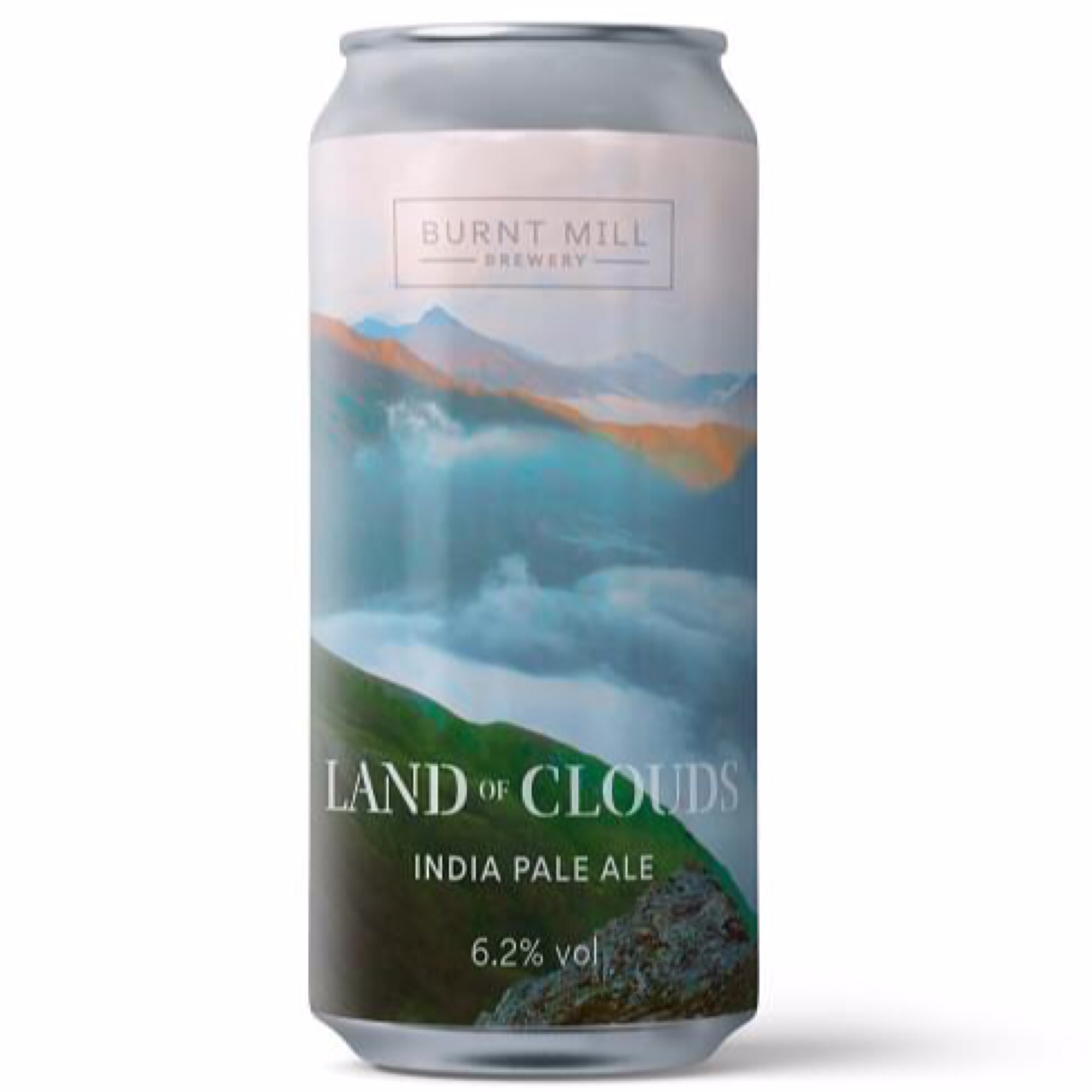 Land of Clouds IPA 6.2% 440ml Burnt Mill Brewery