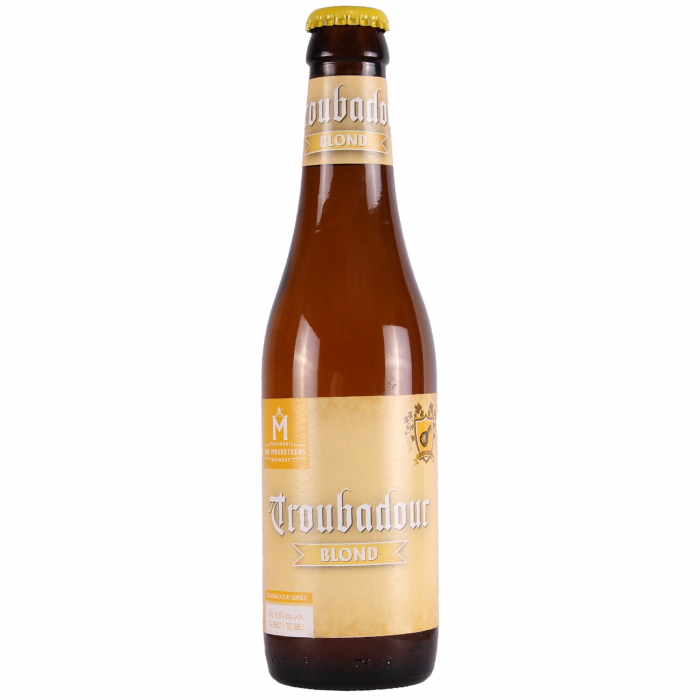 Troubadour Blond 6.5% 330ml