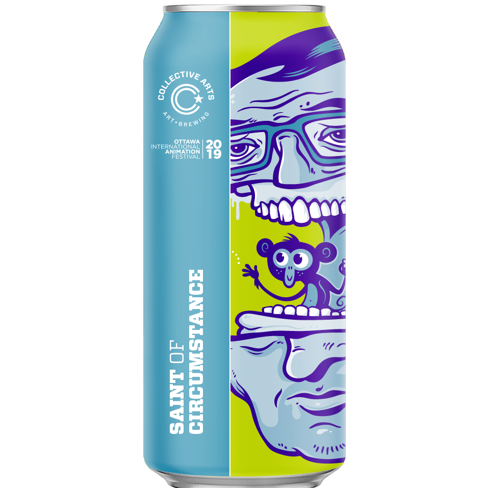 Saint of Circumstance Blonde Ale 4.7% 473ml Collective Arts Brewing