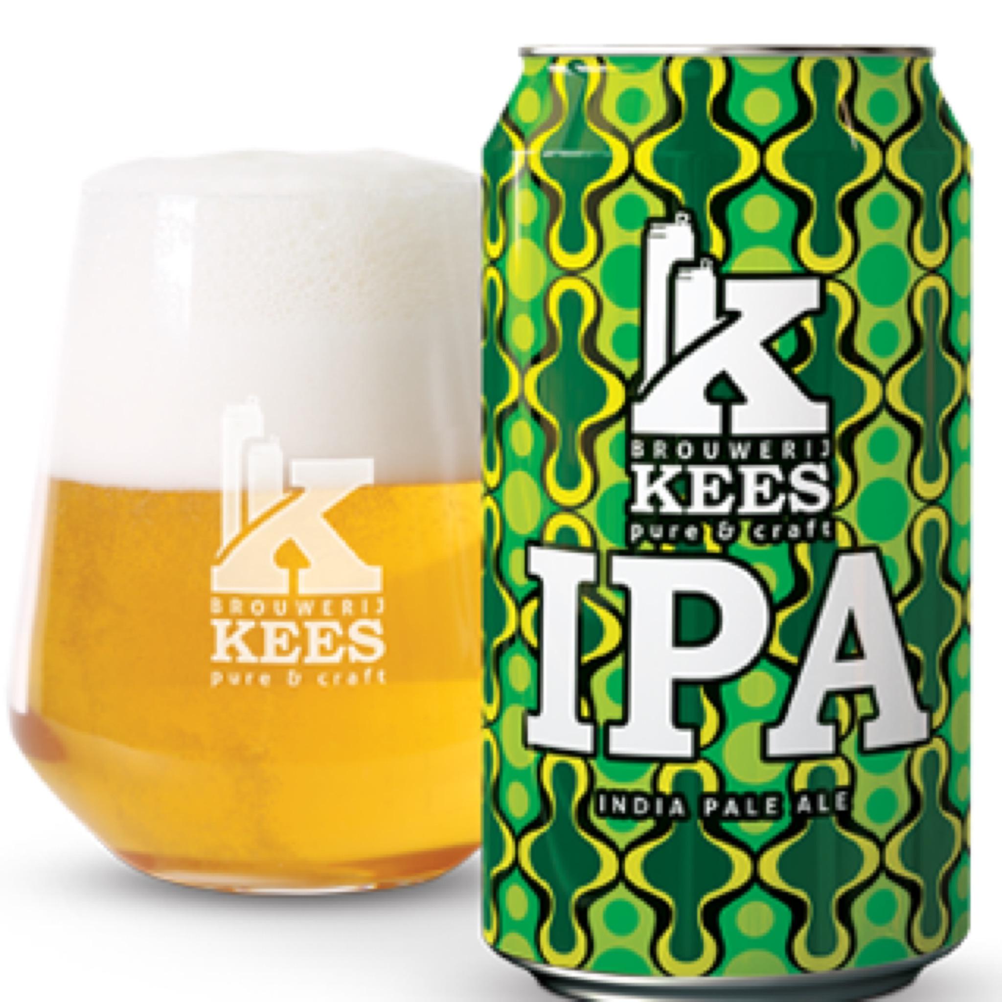 Kees IPA 6.2% 330ml Brouwerij Kees