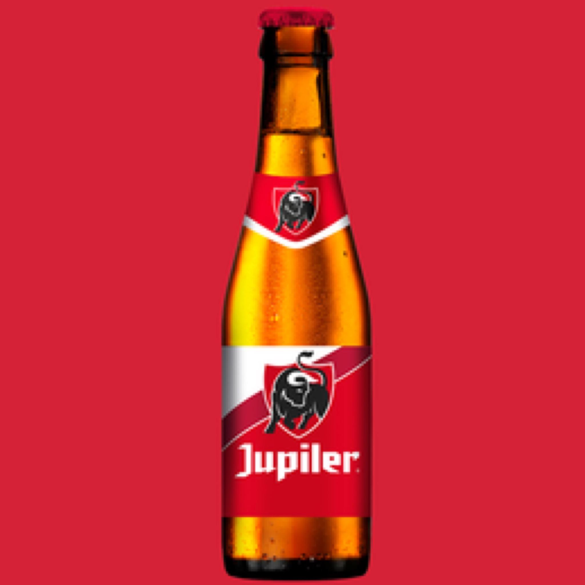 Jupiler Pils 5.2% 330ml