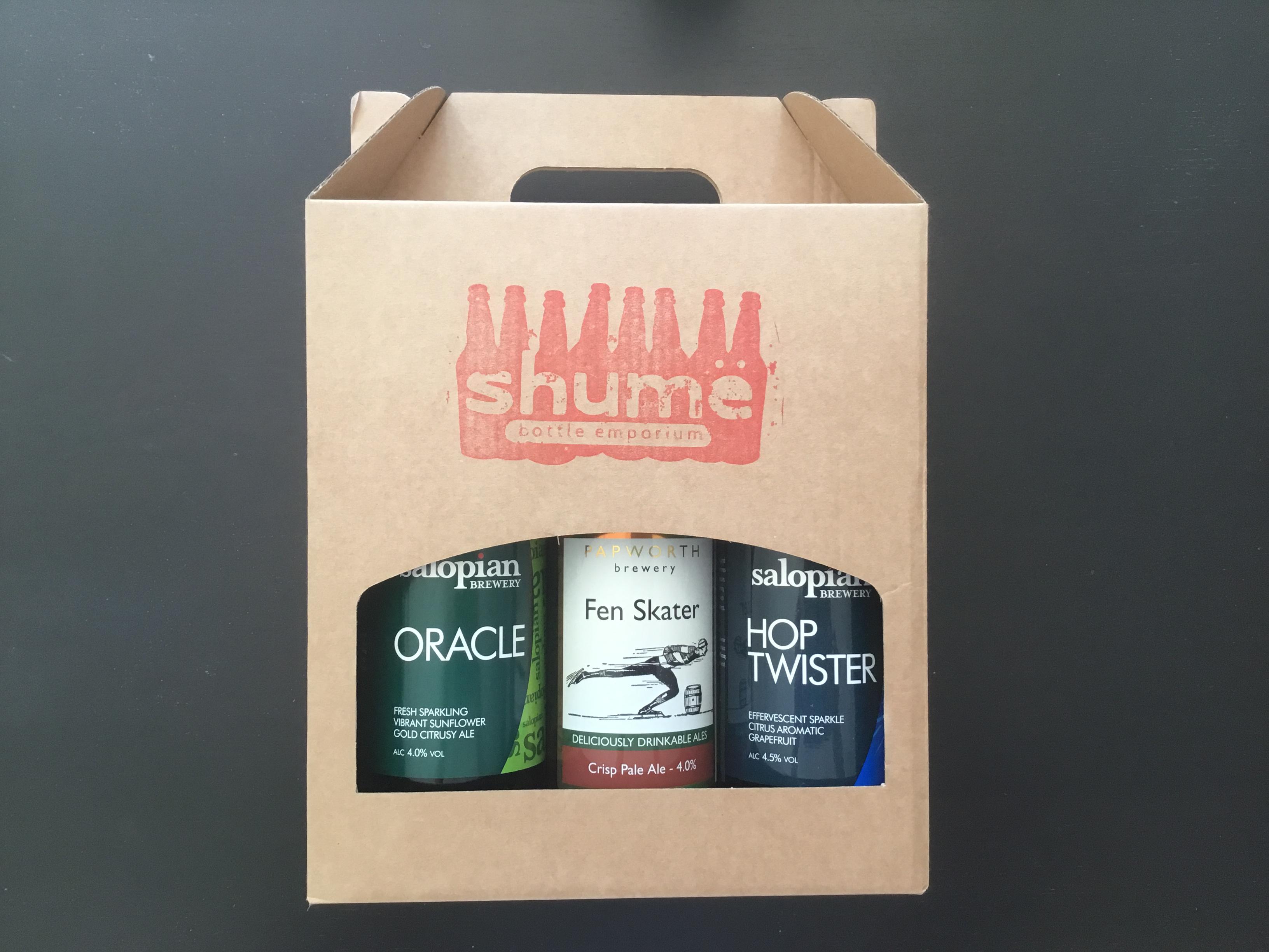 Pale Ale Gift Box 6x500ml