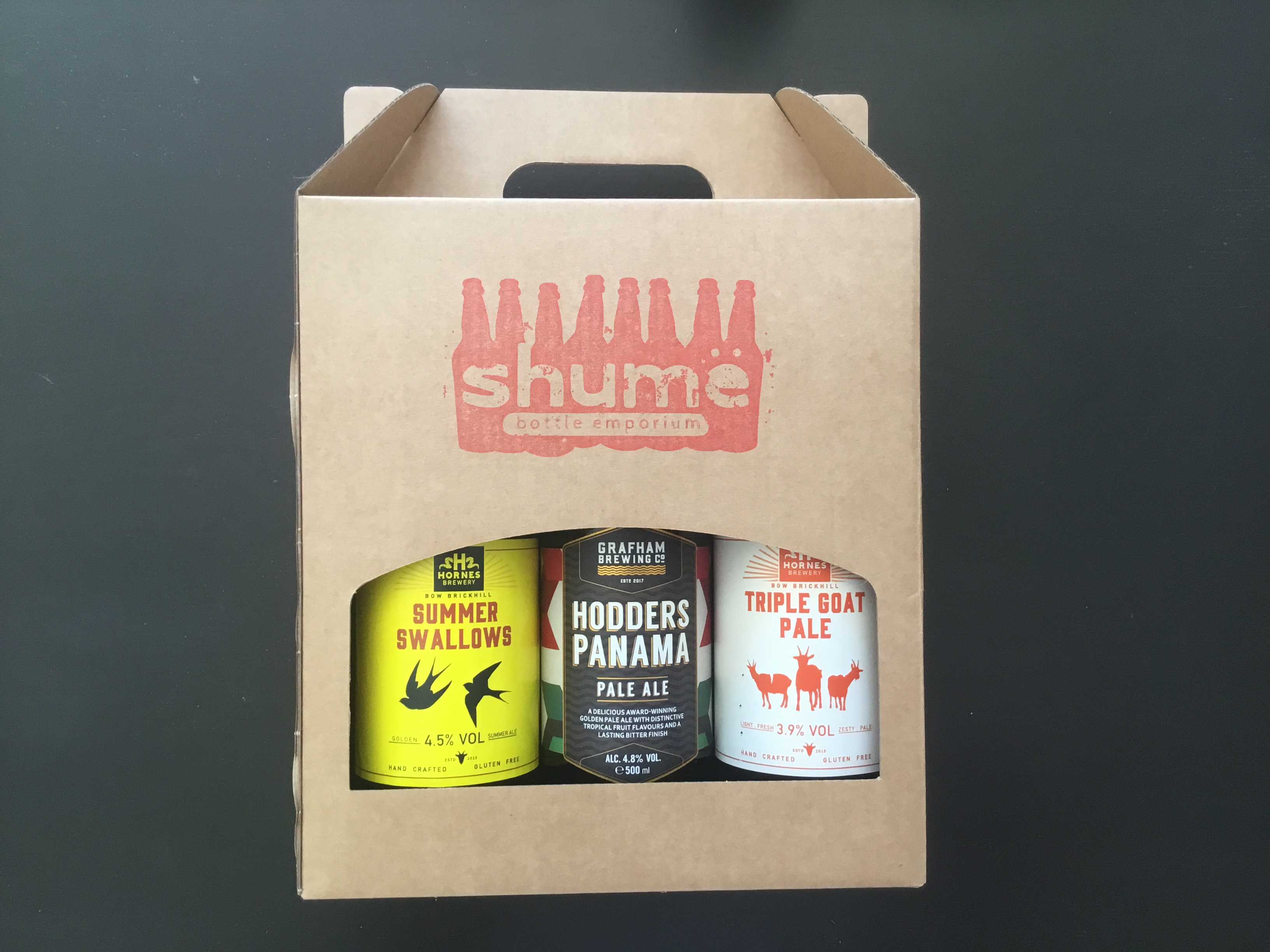 Pale Ale Gift Box 6x500ml