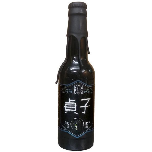 Sadako 9.5% 330ml Imperial Stout Weird Beard Brew Co