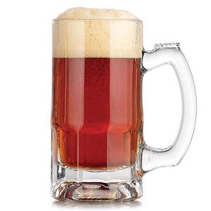 Trigger Beer Mugs 340ml