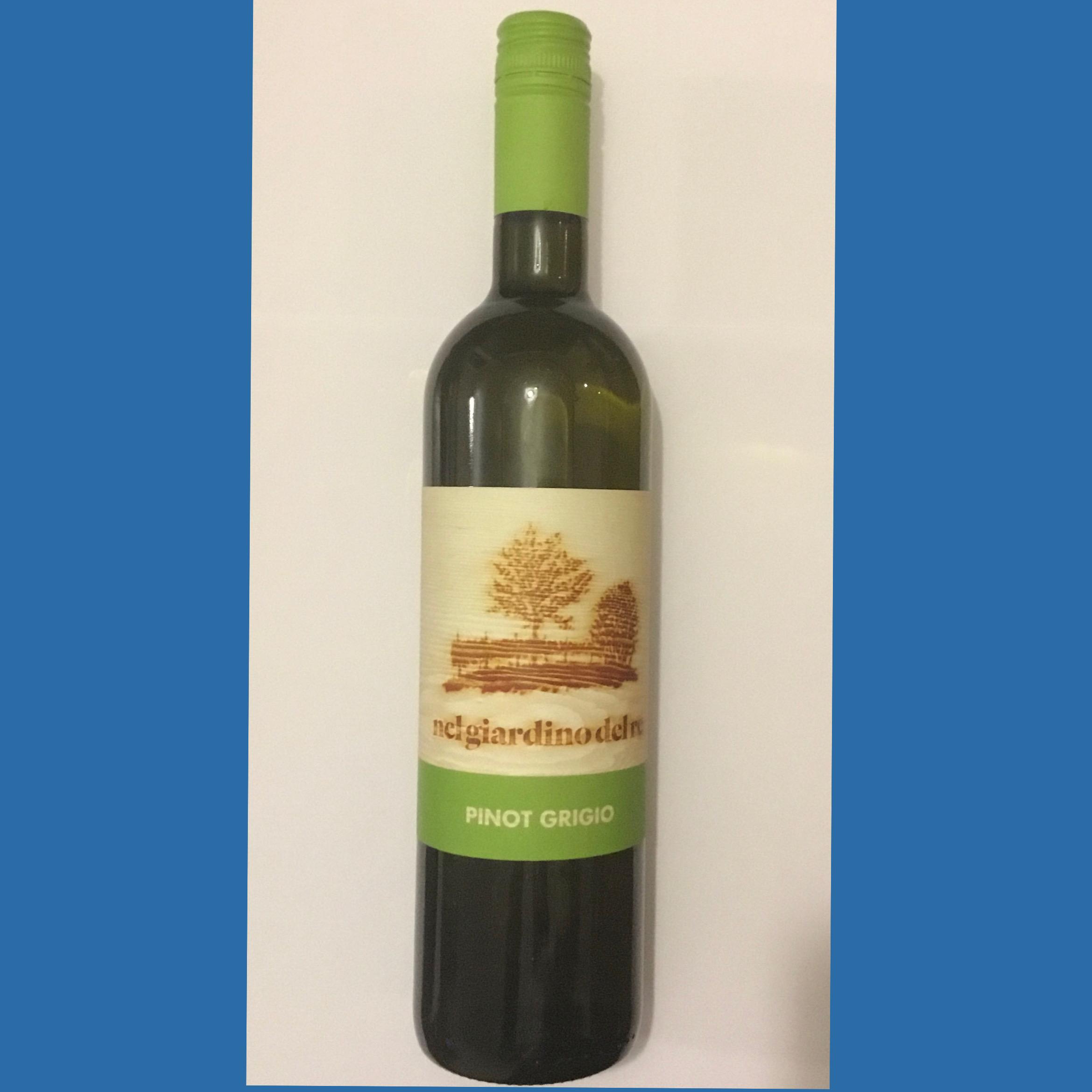Pinot Grigio nel giardino del re Friuli 12% 750ml