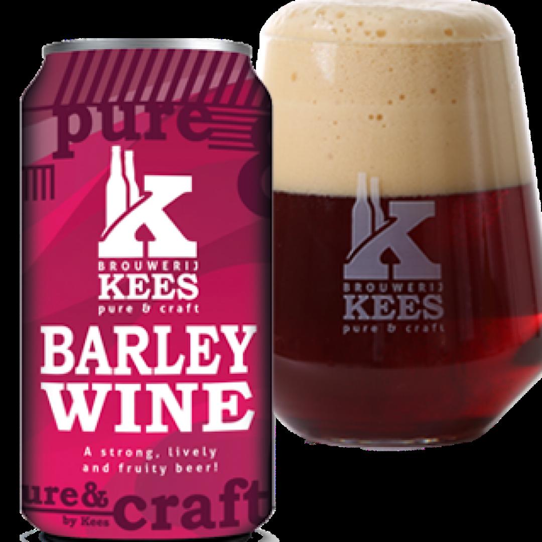 Barley Wine 11.5% 330ml Kees Brewery