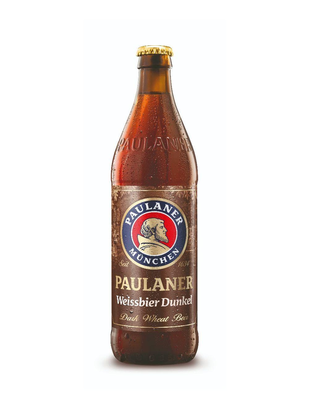 Paulaner Weiss Dunkel 5.3% 500ml