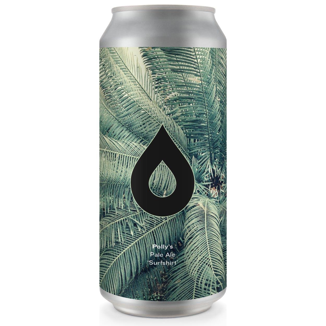 Surfshirt - Kveik Pale Ale 5.2% 440ml Polly's Brew
