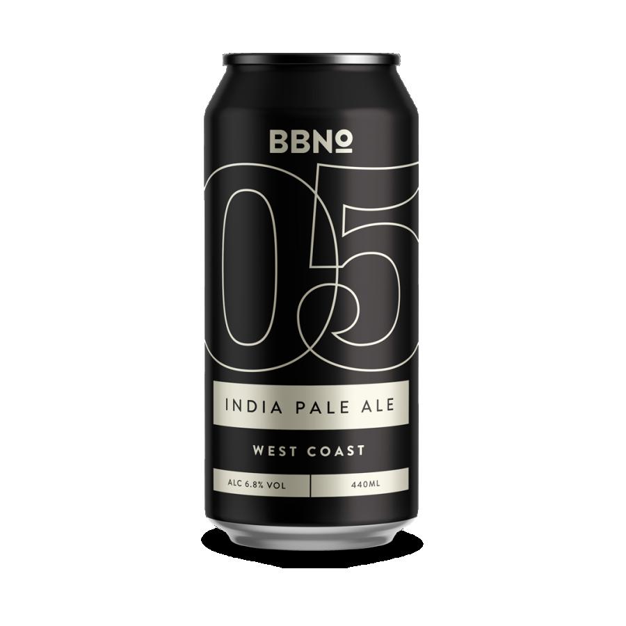 BBNo 05 IPA West Coast 6.8% 440ml