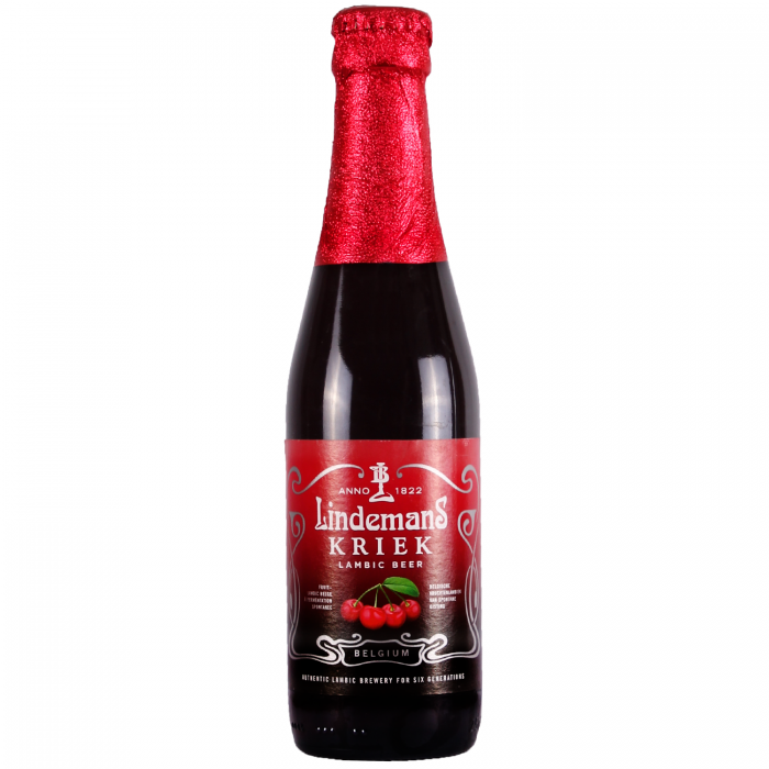 Lindemans Kriek 3.5% 355ml Lambic, Wild & Sour
