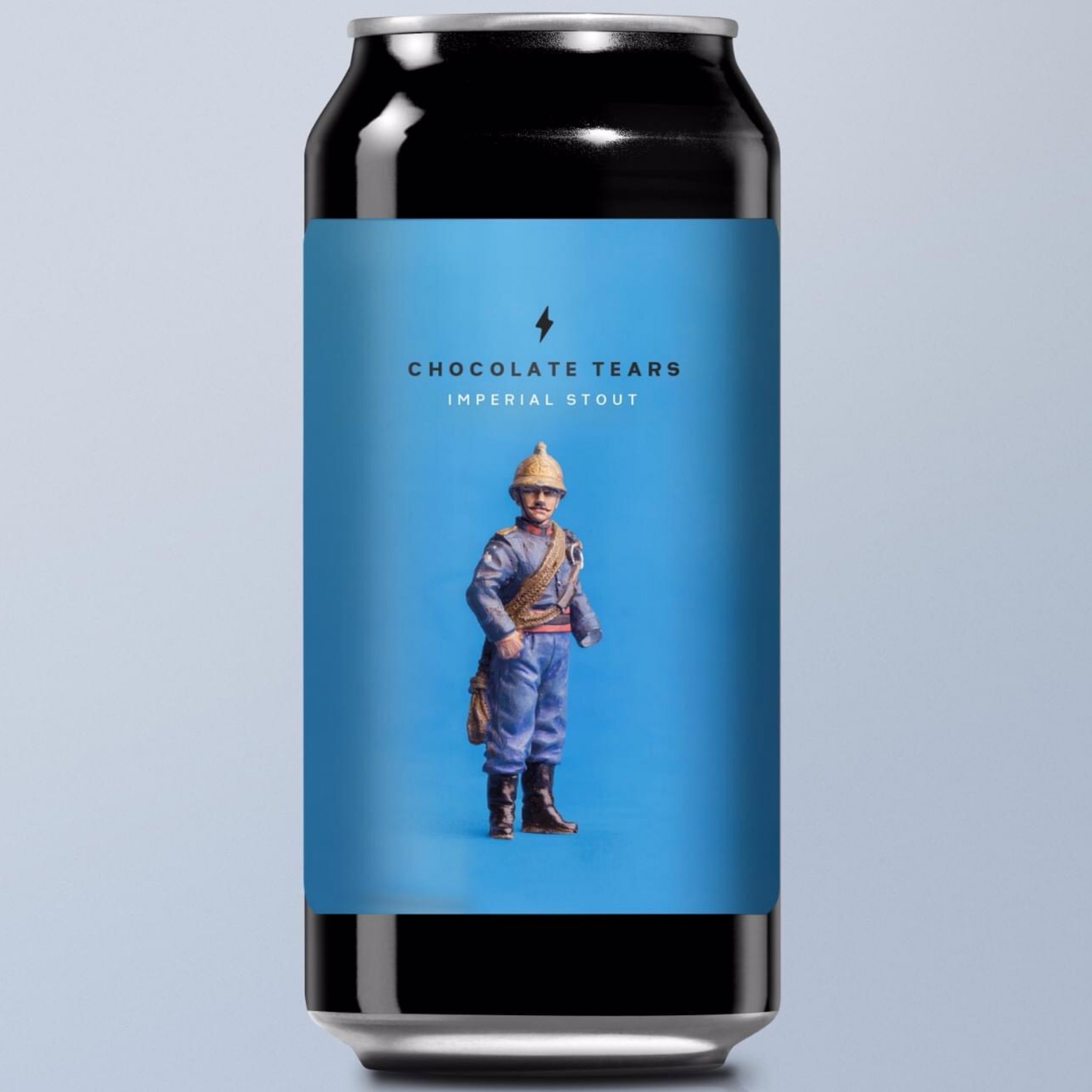 Chocolate Tears Imp Stout 11% 440ml Garage Beer Co