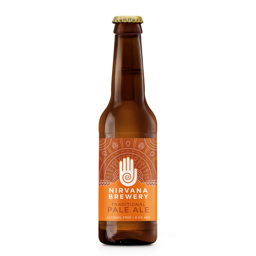 Traditional Pale Ale 0% 330ml Nirvana Brewery