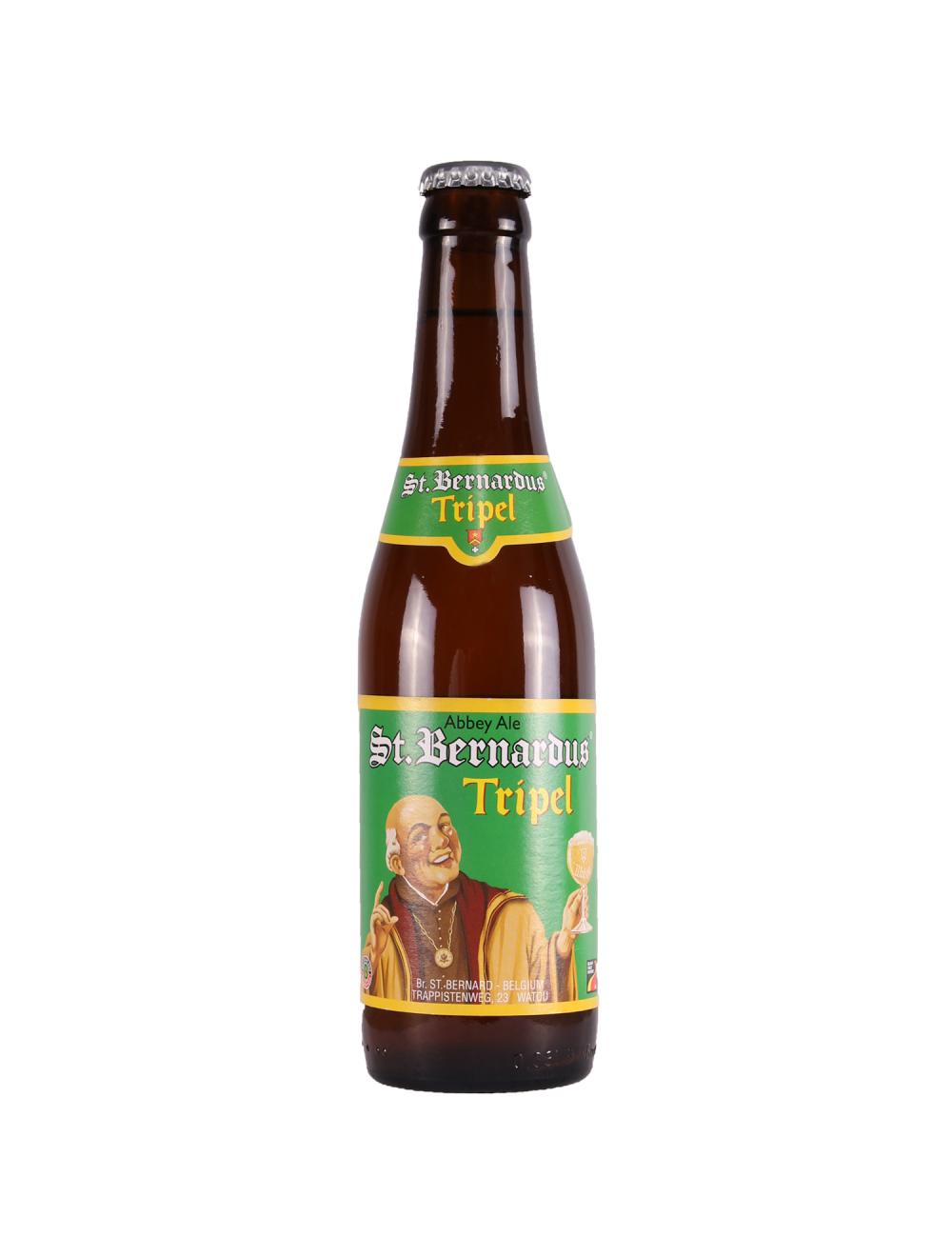 St Bernardus Tripel 8% 330ml