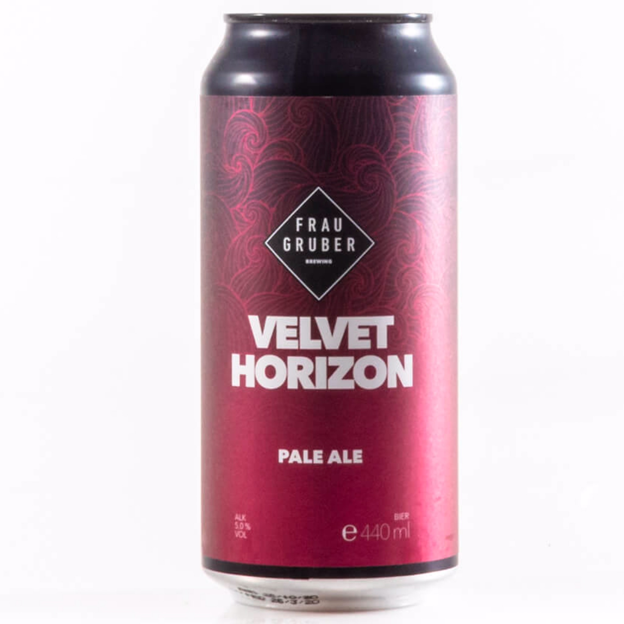 Velvet Horizon Pale Ale 5% 440ml Frau Gruber Brewing