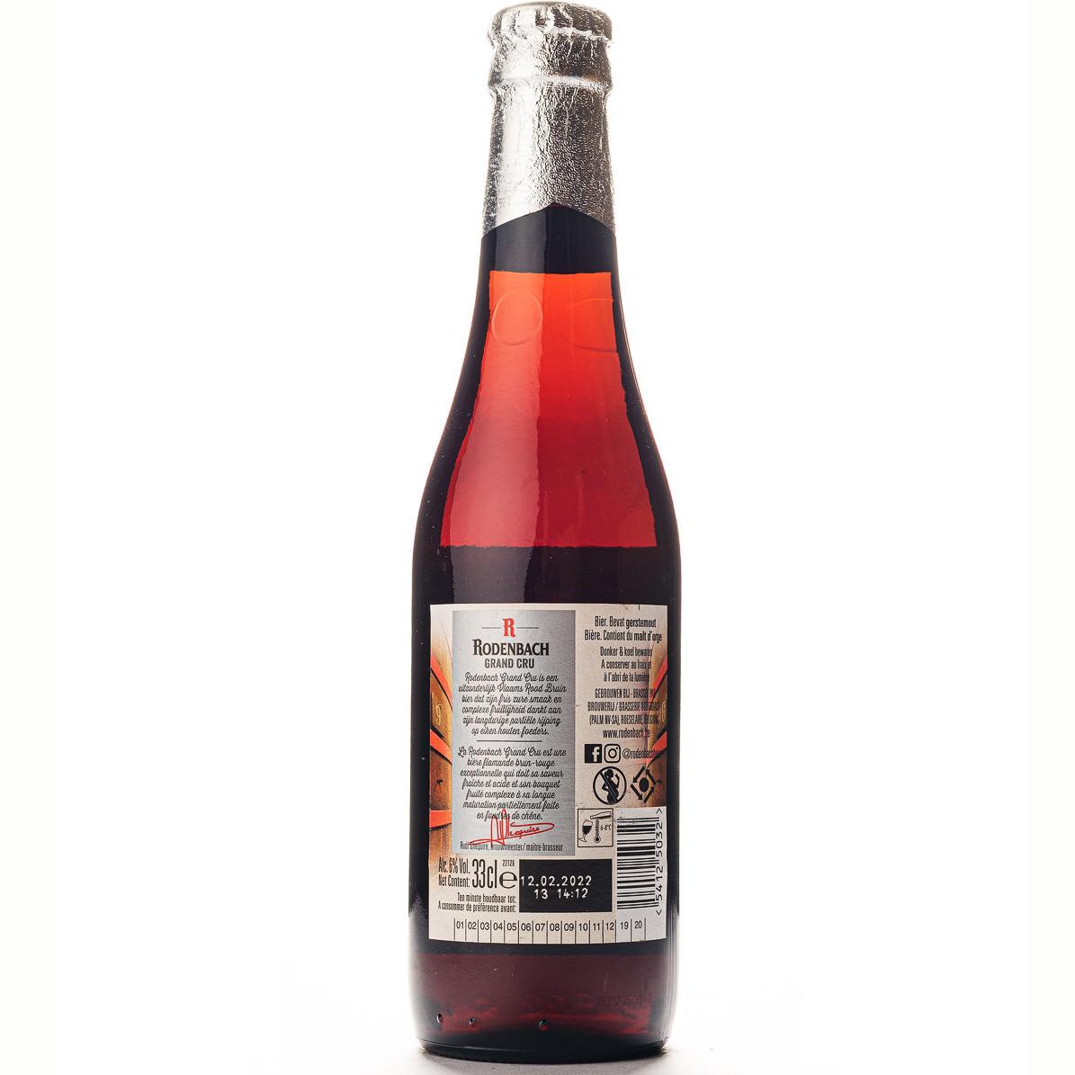 Rodenbach Grand Cru 6% 330ml Flemish Red Sour Ale
