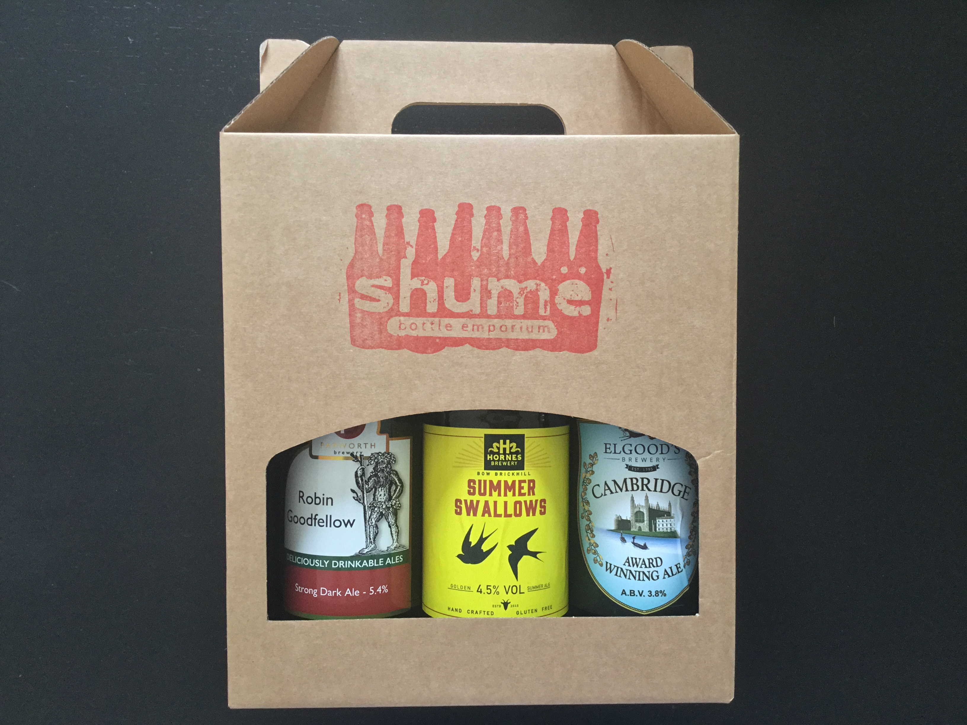 Local Beer Box 6x500ml