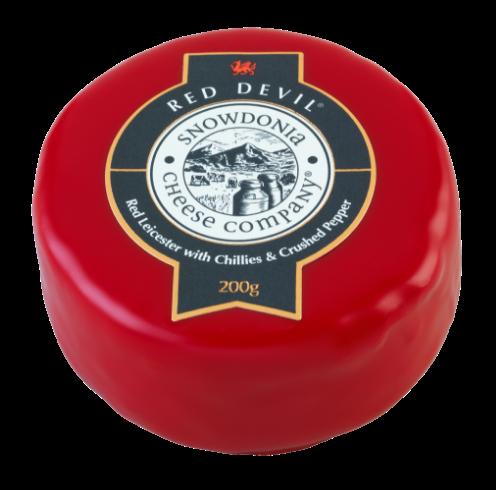 Sale RED DEVIL 200g  BBE 07.05.20 Mature Cheddar
