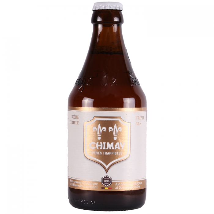 Chimay Triple 8% 330ml Trappist Beer