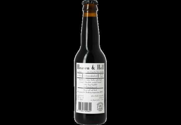 Heaven & Hell Stout & Porter-ish (Imperial stout) 11.9% 330ml De Molen Brewery