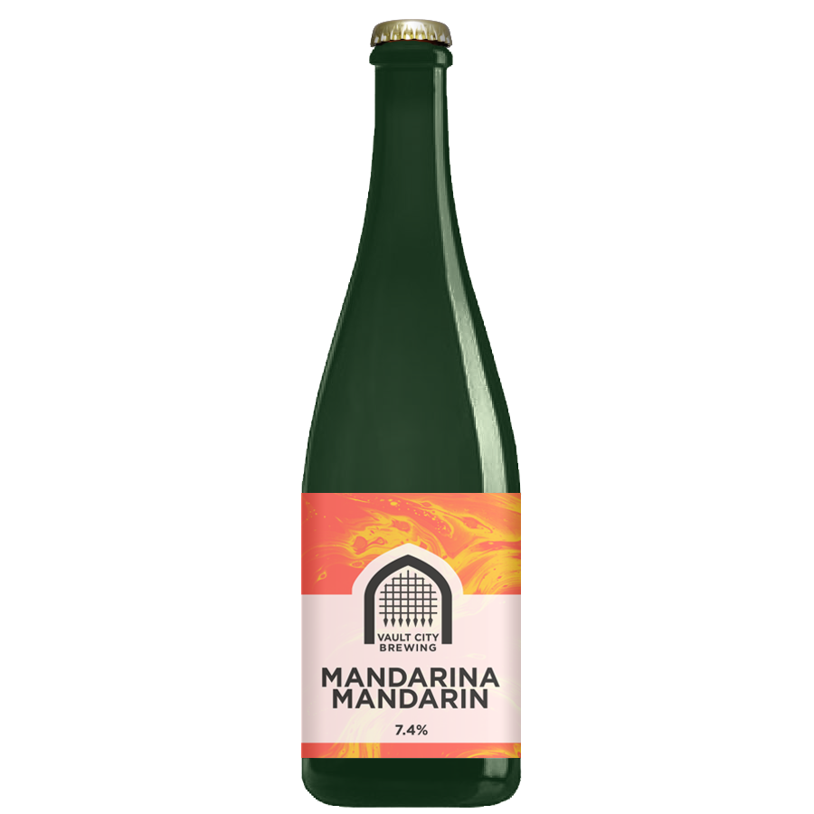 Mandarina Mandarin Sour 7.4% 375ml Vault City Brewing