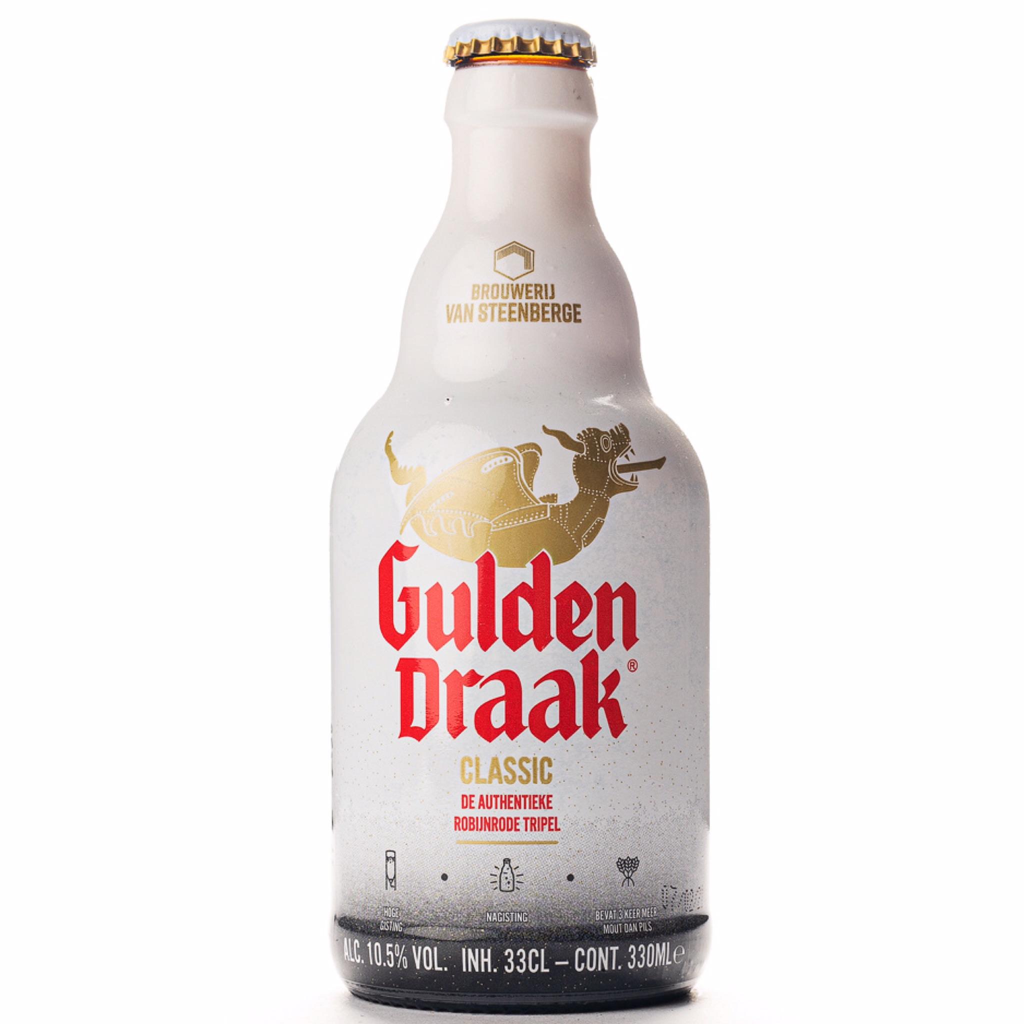 Gulden Draak 10.5% 330ml Dark & Quadruple
